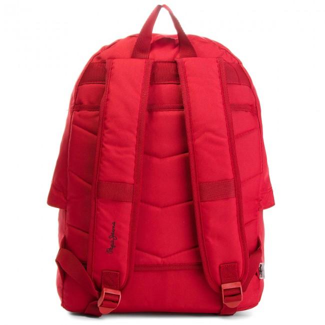 a3f5abfb67 Zaino PEPE JEANS - Harlow Backpack & Carry All PB120013 Red 255 - Borse e  zaini sportivi - Accessori - www.escarpe.it