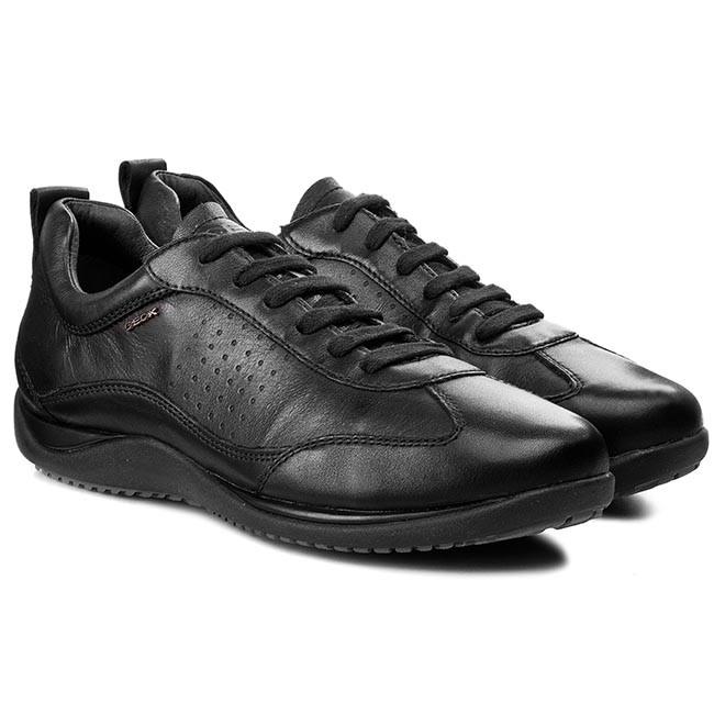Sneakers GEOX U Xand Travel B U54Y2B 043CL C9999 Nero