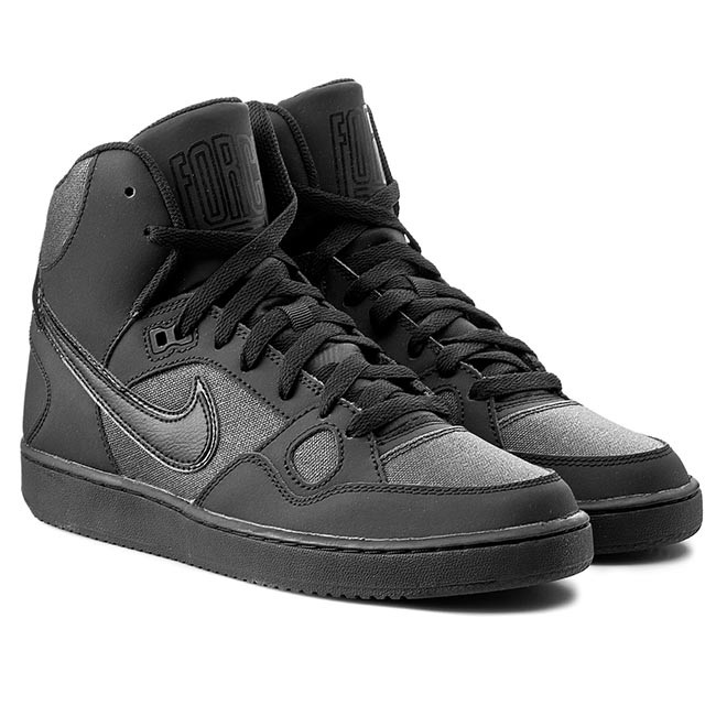 Scarpe NIKE Son Of Force Mid 616281 012 BlackBlack  GcKzzh