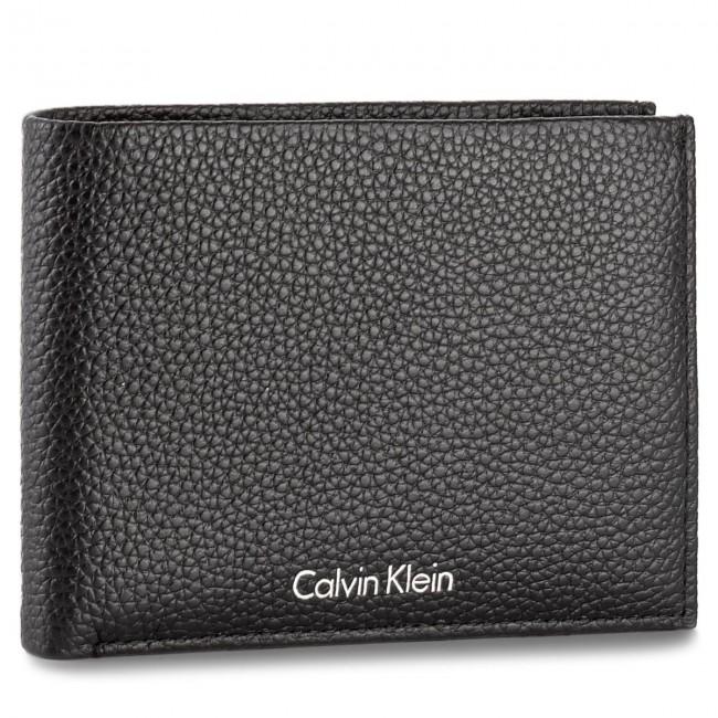 718dd48395 Portafoglio grande da uomo CALVIN KLEIN - Pebble Leather 5Cc + C K50K503606  001