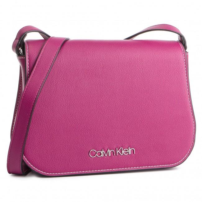 Borsa CALVIN KLEIN - Slide Saddle Bag K60K605065 510 - Borse a ... 8ee7614da40