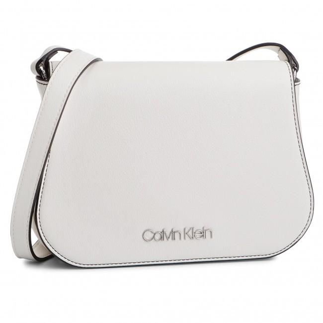 Borsa CALVIN KLEIN - Slide Saddle Bag K60K605065 107 - Borse a ... 552ea412797