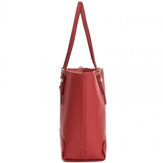 Handbag TOMMY HILFIGER Honey Medium Tote Solid AW0AW03631 062
