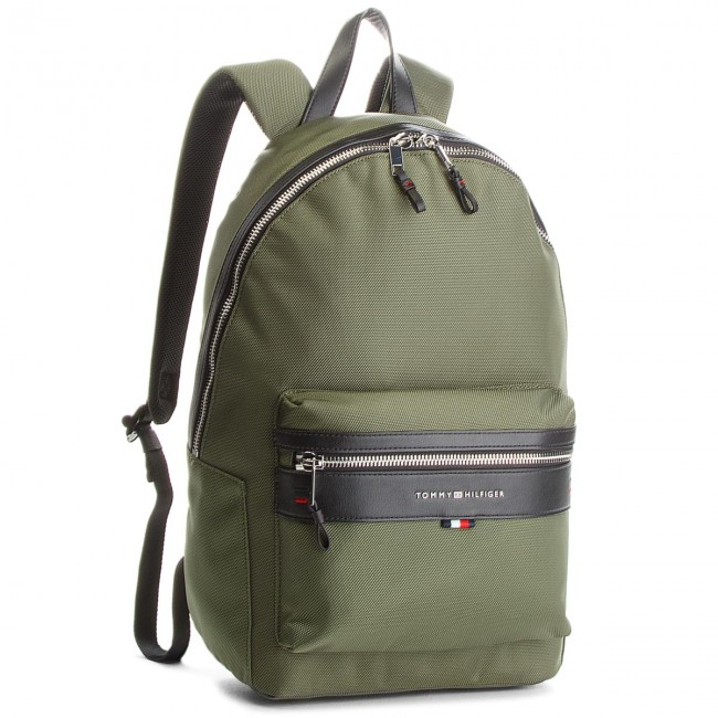 Elevated Zaino 307 Pc Backpack Hilfiger Tommy Am0am02963 Porta NP80nOwkX