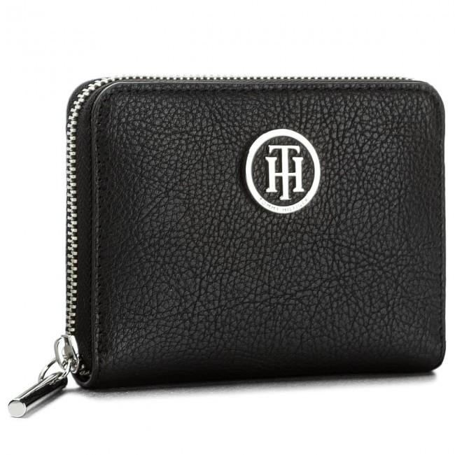 a0f14e96bd Portafoglio grande da donna TOMMY HILFIGER - Th Core Compact Za Wallet  AW0AW05190 002