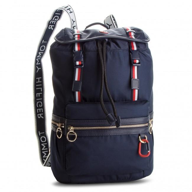 994b4373ef Zaino TOMMY HILFIGER - Explorer Backpack AW0AW05663 413 - Zaini ...