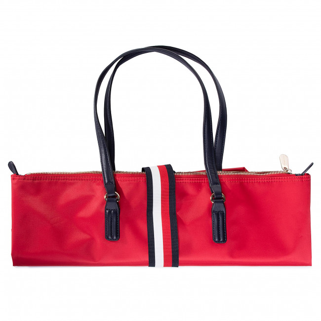 Borsa TOMMY HILFIGER Poppy Tote AW0AW07956 RED