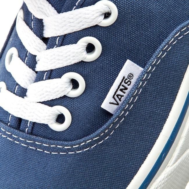 Scarpe sportive VANS - Authentic VN-0 EE3NVY Navy - Scarpe da ginnastica - Scarpe basse - Donna
