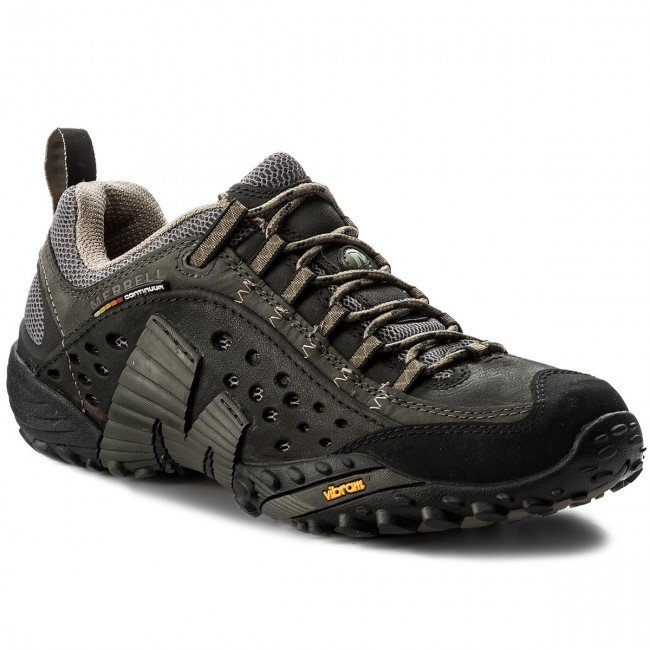 official photos feab3 e9349 Scarpe da trekking MERRELL - Intercept J73703 Smooth Black