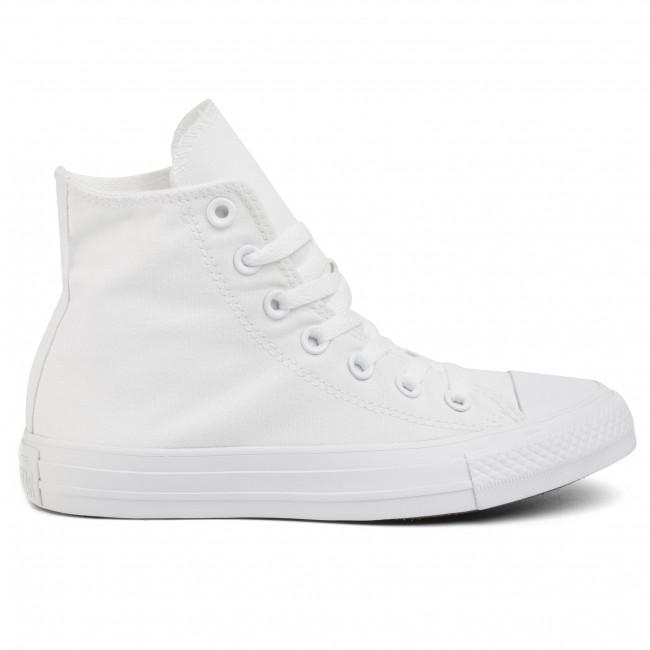 Scarpe da ginnastica CONVERSE - Ct As Sp Hi 1U646 White Monochrome - Scarpe da ginnastica - Scarpe basse - Donna