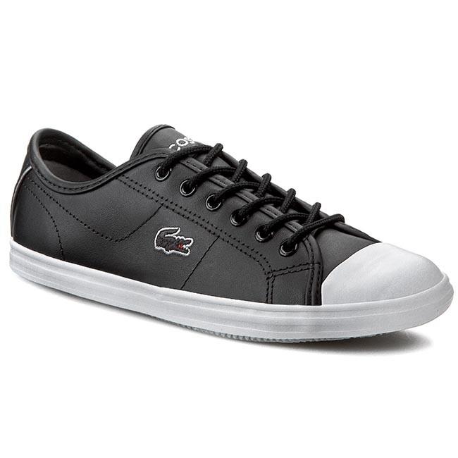 Scarpe da ginnastica LACOSTE Ziane Sneaker Edg Spw 7 30SPW002702H BlkBlk Leather