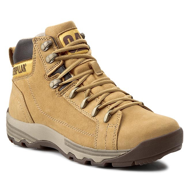 check out f66b4 1f816 Scarpe da trekking CATERPILLAR - Supersede P719132 Honey Reset