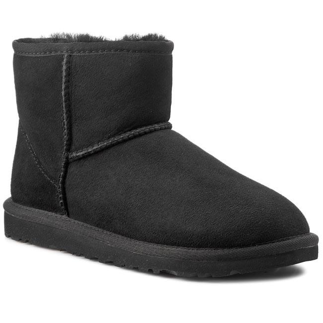 Ugg w classic femme otk 1104610 escarpe.it neri stivali di