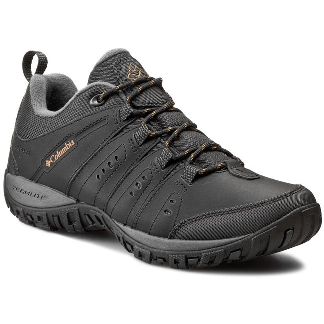 outlet store 55862 cb4be Scarpe da trekking COLUMBIA - Woodburn II BM3924 Black/Caramel 010