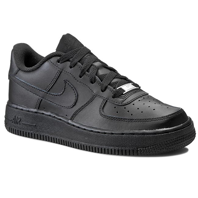 nike air force 1 bambini nero