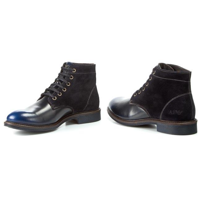 check out c0cc3 97d29 Stivali ARMANI JEANS - B6586 63 L8 Blue