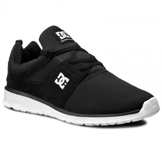 Sneakers DC - Heathrow ADYS700071 Black/White