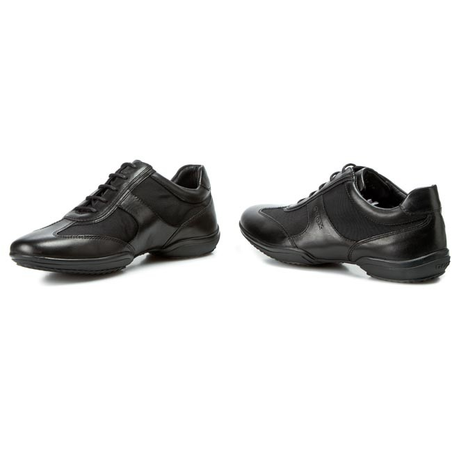 Sneakers GEOX U City J U2269J 04311 C9999 Nero