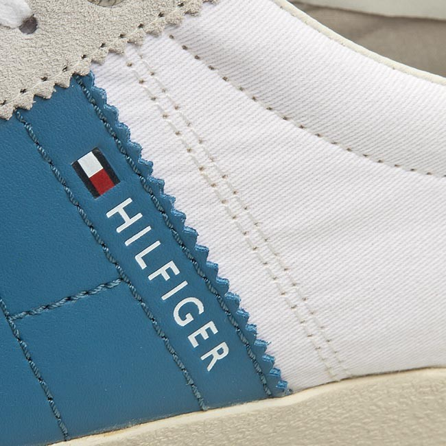 Tommy Hilfiger Uomo Sneakers PLAYOFF 1C Bianco,tommy