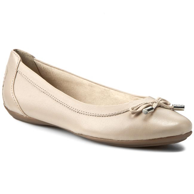 Ballerine GEOX D Charlene A D32Y7A 00043 C6738 Lt Taupe