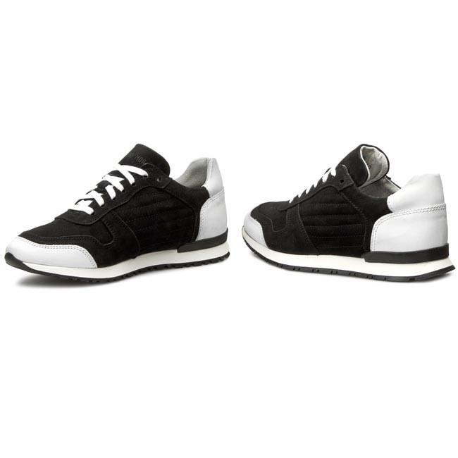 Sneakers ANTONY MORATO MMFW00557LE300004 Nero 9000