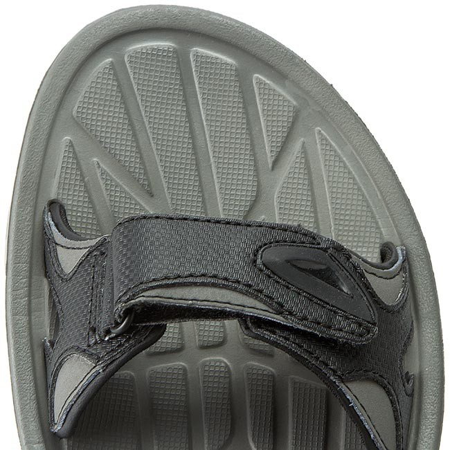 Vent Black Grey Columbia Outdoor columbia Bm4447 Sandali Techsun 010 Uomo Sport I76gYyvbf
