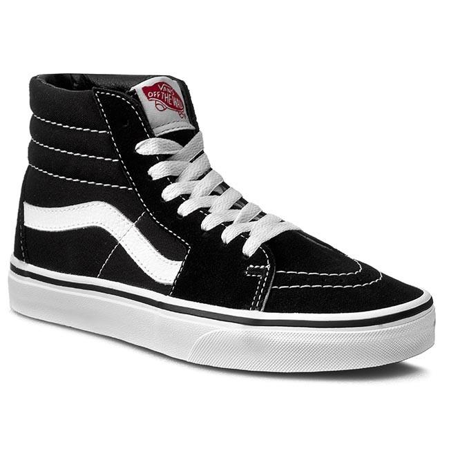 Sneakers VANS - Sk8-Hi VN000D5IB8C Black/White