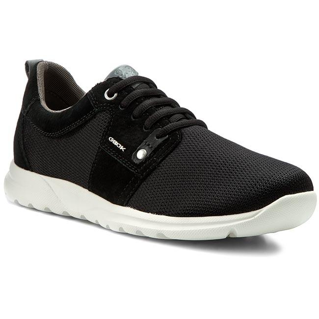 Sneakers GEOX U Damian B U620HB 011EK C9999 Nero