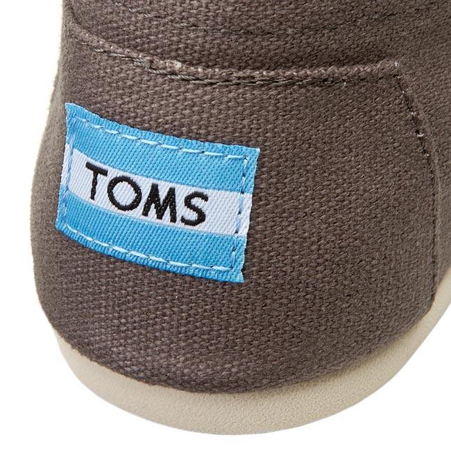 Scarpe Basse 10000871 Classic Donna Toms Ash nOv8mN0w