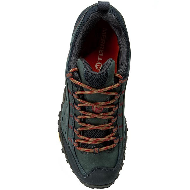 Scarpe da trekking MERRELL - Intercept J559593 Blue Wing - Scarpe da trekking e scarponcini - Scarpe basse - Uomo