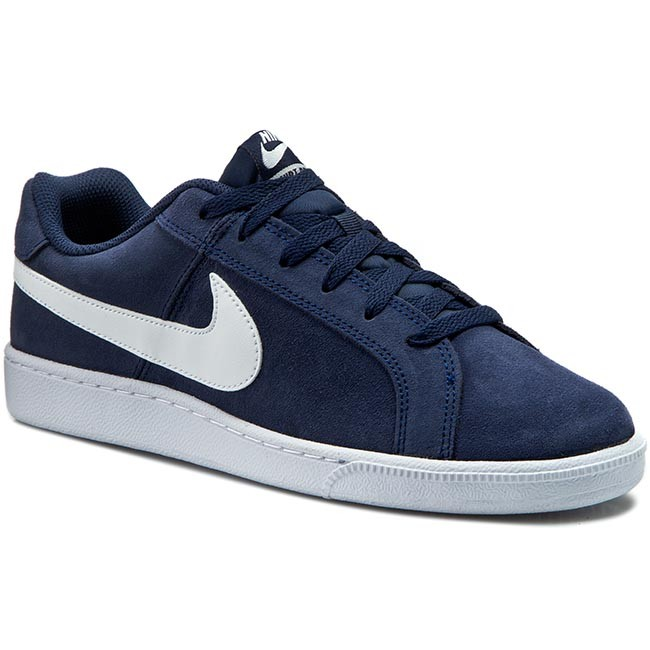 Scarpe NIKE Court Royale Suede 819802 410 Midnight NavyWhite