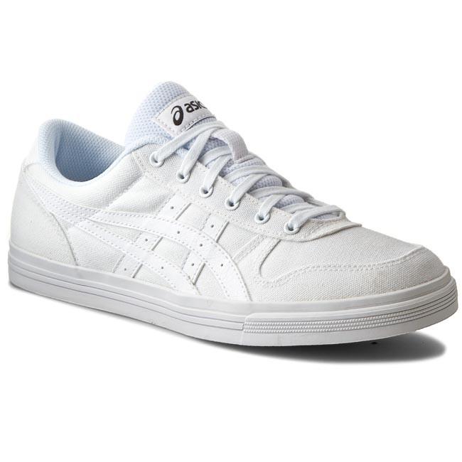 Sneakers ASICS Aaron HN528 White 0101