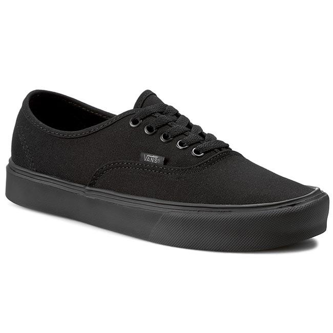 Scarpe sportive VANS - Authentic Lite + VN0004OQ186 (Canvas) Black - Da  giorno - Scarpe basse - Uomo | escarpe.it