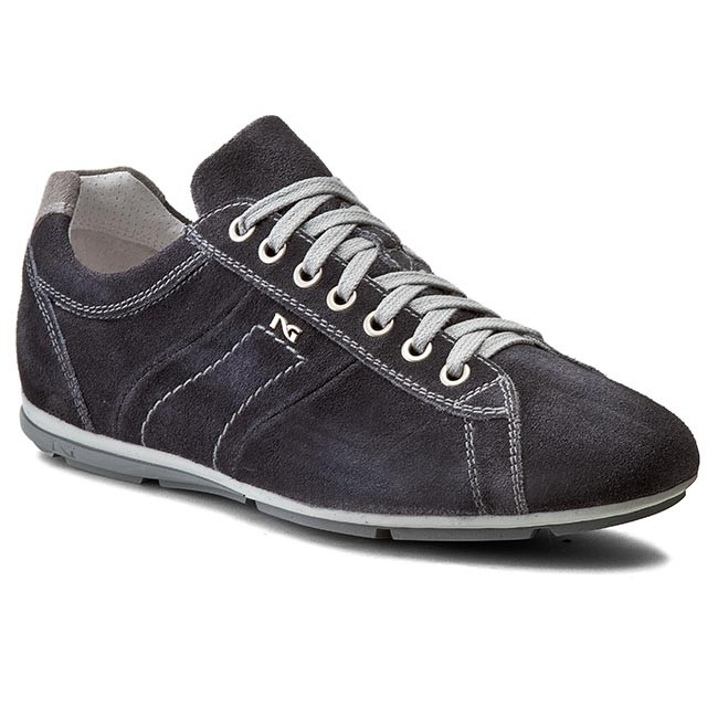 d35dc61ff750 Sneakers NERO GIARDINI - P604001U Osimo Jeans P./Camo. Colorado Fumo 214 -  Da giorno - Scarpe basse - Uomo - escarpe.it