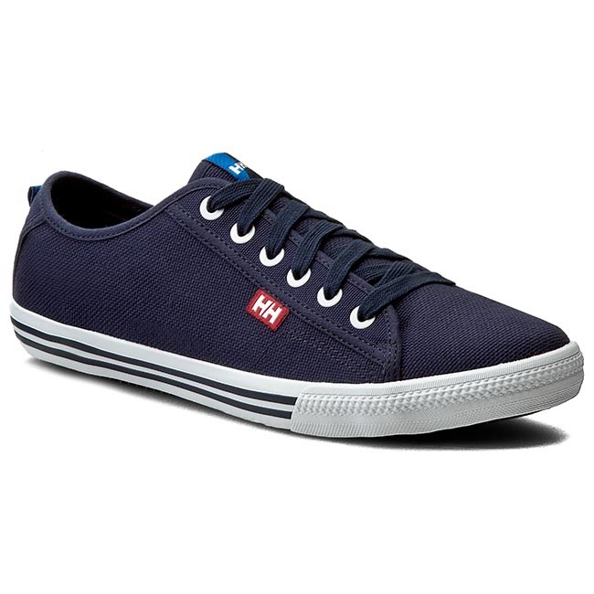 best service a2e07 8f909 Scarpe sportive HELLY HANSEN - Fjord Canvas 107-72.597 Navy/White