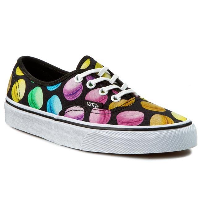 scarpe vans donna macaroons