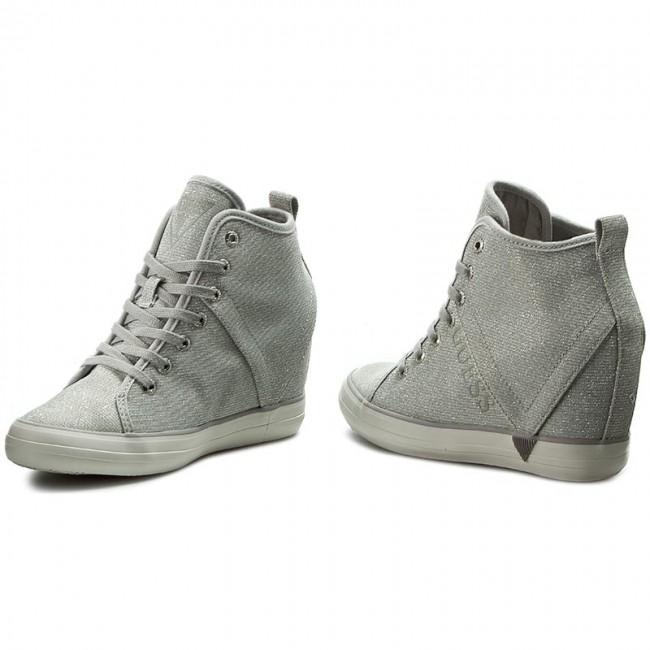 Sneakers GUESS Jilly FLJIL3 FAM12 BLACK