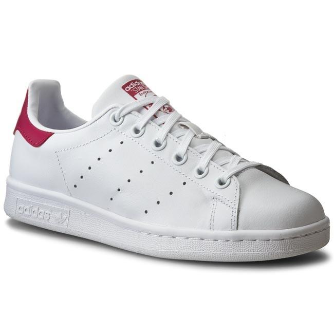 Ftwwhtftwwhtbopink Scarpe Stan J Sneakers B32703 Smith Adidas uFT3l1JKc