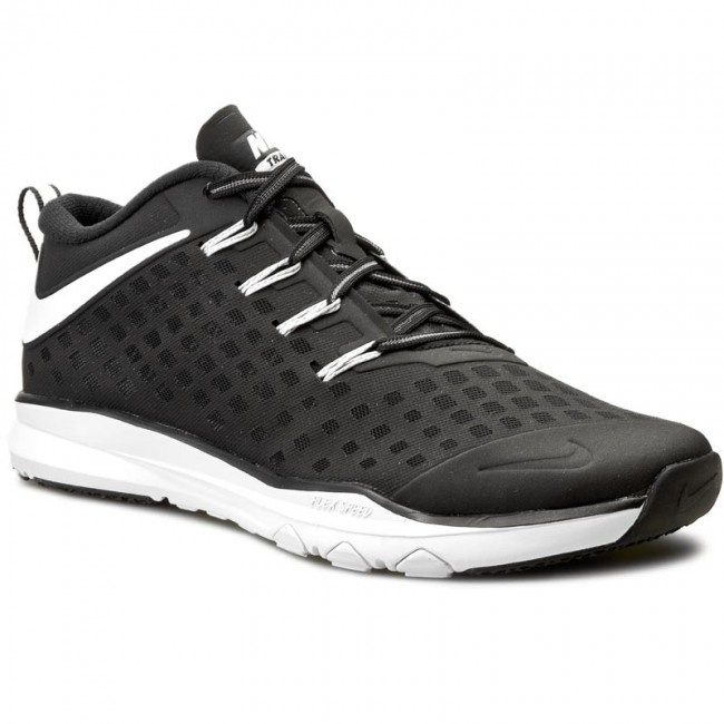 Scarpe NIKE Train Quick 844406 017 BlackWhiteVolt
