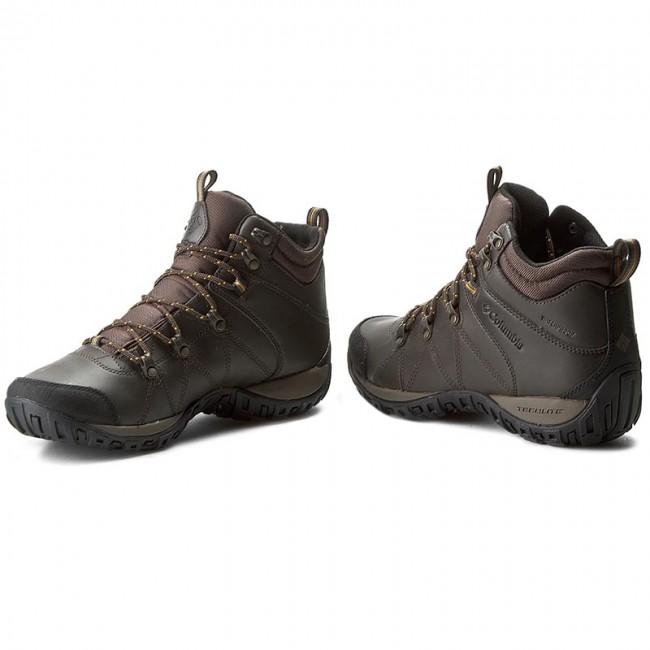 Scarpe da trekking COLUMBIA Peakfreak Venture Mid Waterproof BM3991 CordovanCaramel 231