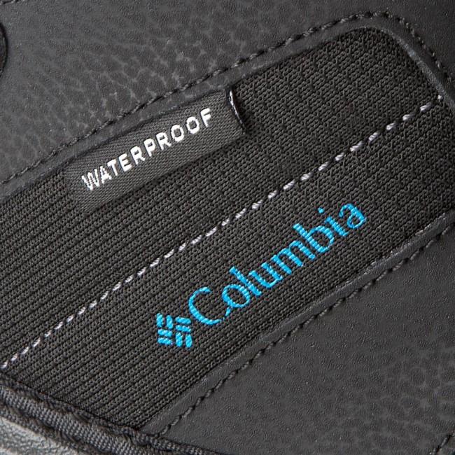 Scarponcini Columbia Da Compass Bambino Black By1322 dark Rope Iii Stivali 010 Neve E Bambina Tow Altri Youth Waterproof UzqMLVGSp