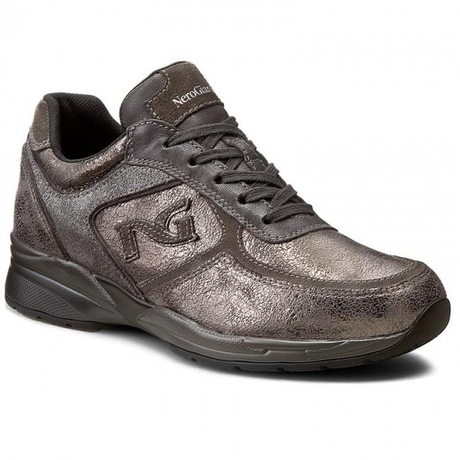 4899a251d011 Sneakers NERO GIARDINI - A616031D Luxury Antracite 101 - Basse - Scarpe  basse - Donna - escarpe.it