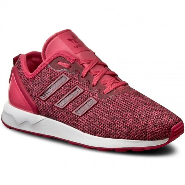adidas zx flux rosse uomo