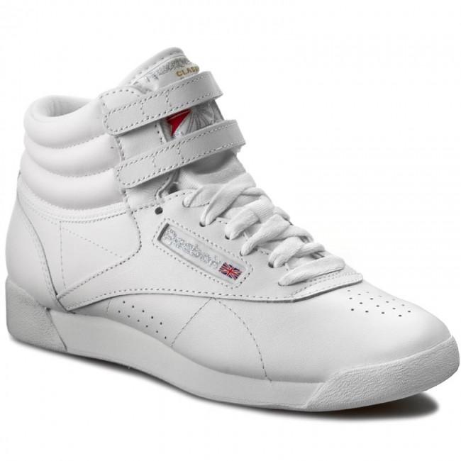 Scarpe Reebok - F/S Hi 2431 White/Silver