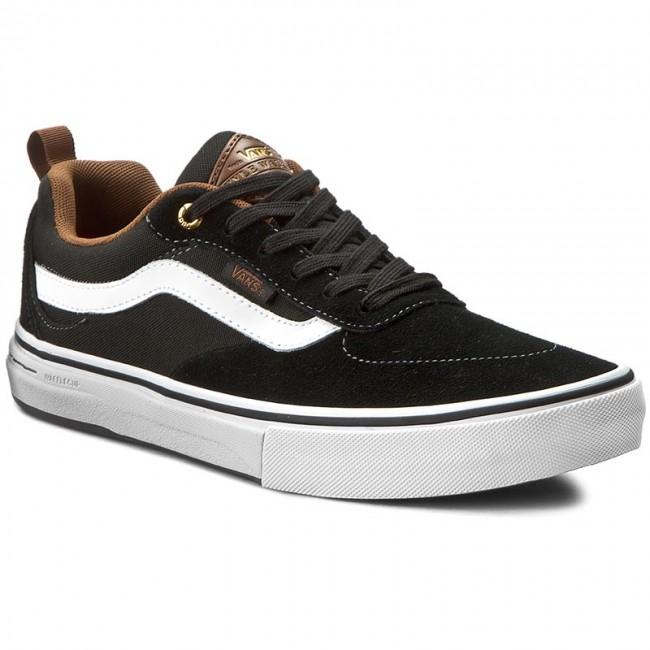 Sneakers VANS Kyle Walker Pro B VN0A2XSG9X1 BlackWhiteGum