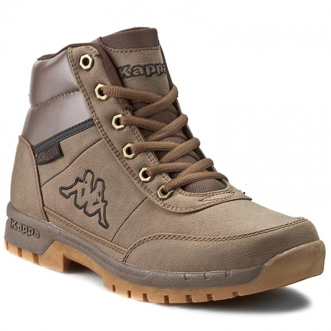 timeless design 552b7 6c87d Scarpe da trekking KAPPA - Bright Mid Light 242075 Brown 5050