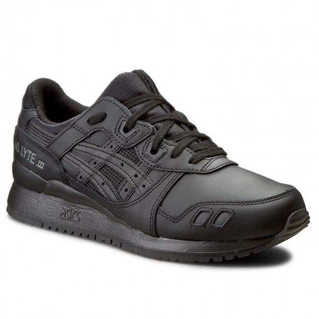 41be1574d1 Sneakers ASICS - TIGER Gel-Lyte III HL6A2 Black/Black 9090