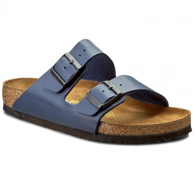 finest selection c4040 f822e Ciabatte BIRKENSTOCK - Arizona 0051751 Blue