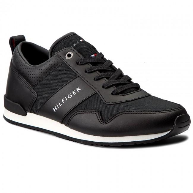 Sneakers TOMMY HILFIGER Maxwell 11C2 FM0FM00270 Black 990