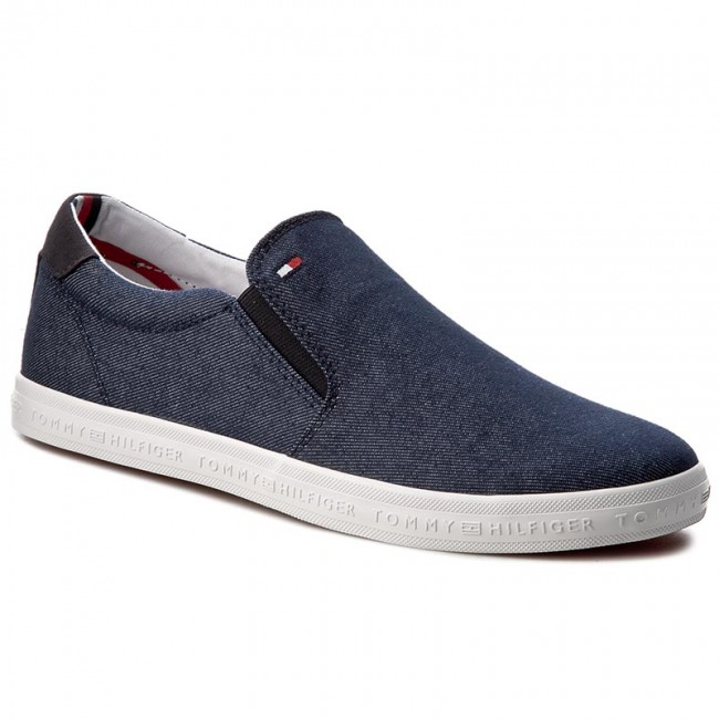 timeless design 2d892 d26bc Scarpe sportive TOMMY HILFIGER - Howell 2F FM0FM00474 Midnight 403